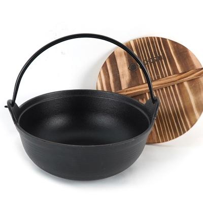 800도씨 샤브샤브 냄비 오뎅탕 무쇠 전골 냄비