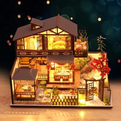 DIY 미니어처 하우스 - 황후의 별장