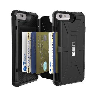 [UAG] 아이폰6/6S플러스 카드수납케이스