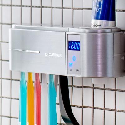 LED 자외선 칫솔살균기-실버  LD-A500
