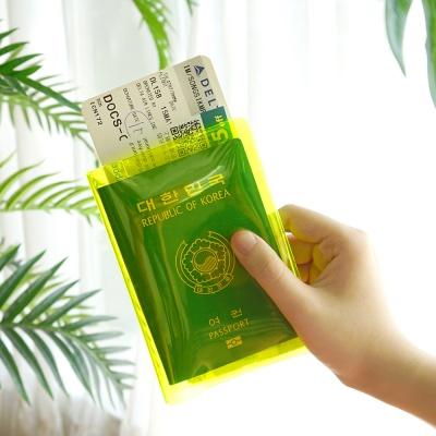 레이지라운지 썸머링 네온 여권지갑