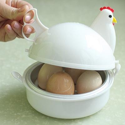 꼬꼬찜기 전자렌지 계란 감자 삶는 용기