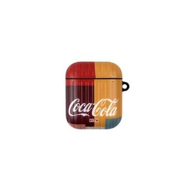 에어팟1/2/3 프로 코카콜라 젤리 케이스/철가루스티커