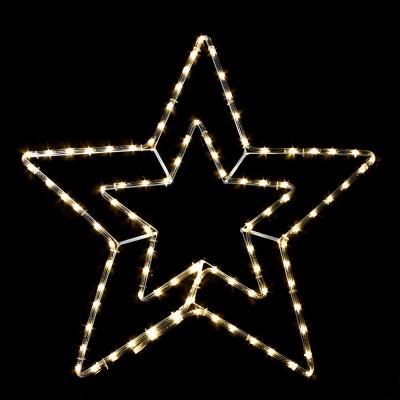 논네온 별(70cm) (웜색) (무점멸)