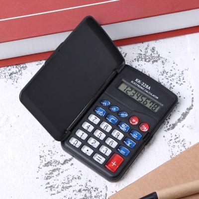 포켓 접이식 계산기 KK-328A/휴대용 전자계산기