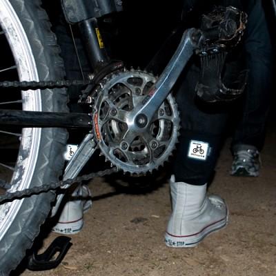 [ADICO] suck 자전거 안전표시 양말