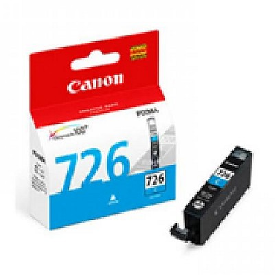 캐논(CANON) 잉크 CLI-726 / Cyan / iP4870,iP4970,MG5170,MG5270,MG6270,MX886,MX897