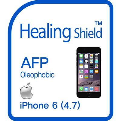 [힐링쉴드] 아이폰6 AFP 올레포빅 액정보호필름 2매+후면보호필름 1매(HS143738)