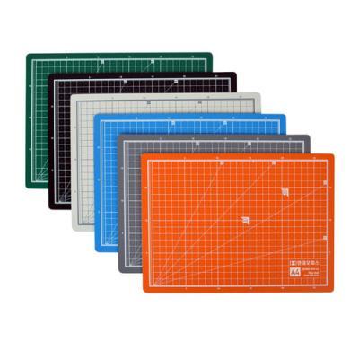 [현대오피스] 컬러 컷팅매트 HCM-A4 /데스크매트