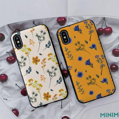 아이폰8 flores 카드케이스
