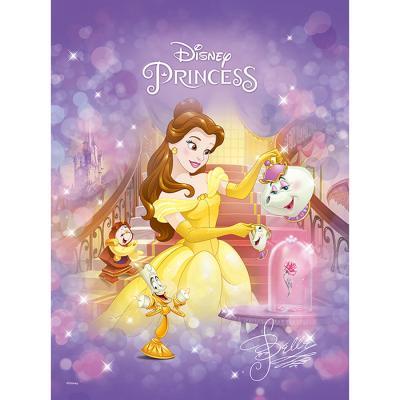 150피스 직소퍼즐 - 미녀와 야수 벨과 마법 궁전