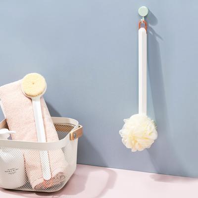 롱핸들 바디 목욕 욕실 샤워 브러쉬 브러시 (양면형)