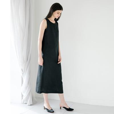 VALLI DRESS_BLACK
