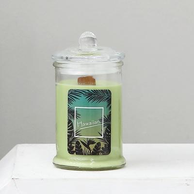 하와이안 캔들 250g(아보카도/라임바질만다린)