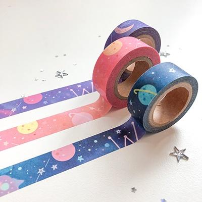나의 우주 마스킹테이프