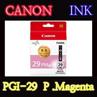 캐논(CANON) 잉크 PGI-29 / P.Magenta / PGI29 / PRO-1 / PRO1