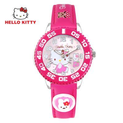 [Hello Kitty] 헬로키티 HK025-C 아동용시계 본사 정품