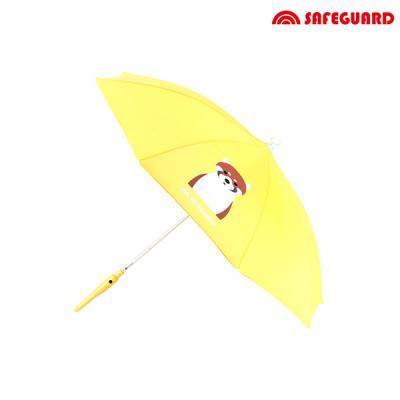 세이프가드 아동용 우산 너구리_노란색
