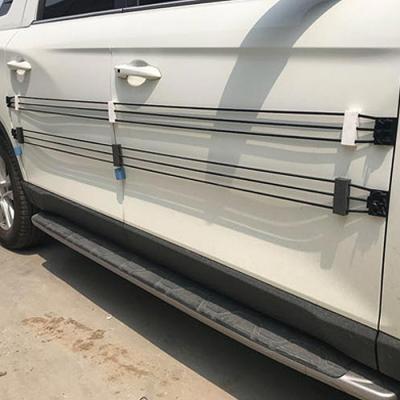3초 완성 차량 문콕 방지 라인도어가드 보관용기포함