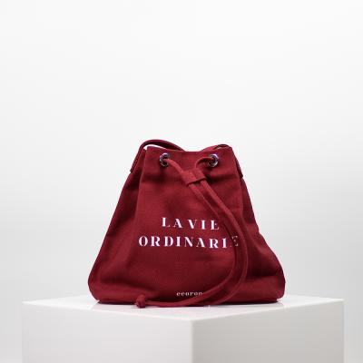 LVO Bucket Small (LVO 버킷백) Red