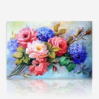 꽃의 고백 DIY 보석십자수 십자수 비즈세트