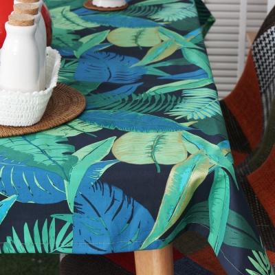 블랙앤리프 면식탁보 테이블보