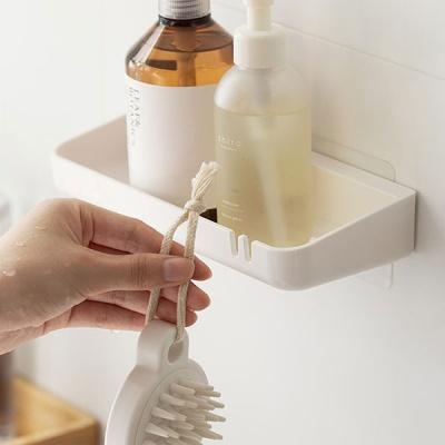 벽걸이 욕실용품 보관선반