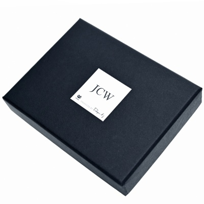 익스큐브 JCW25SB 카드명함반지갑 비지니스지갑 블랙
