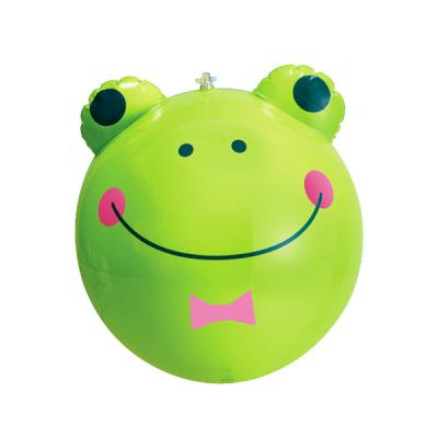 개구리 비치볼(인형)