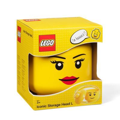[레고 스토리지] 레고 헤드 정리함 걸 (L)