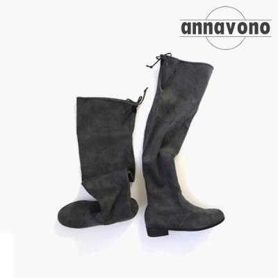annavono 여성 롱부츠 약3cm_A183LOBT02