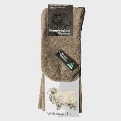 [험플리] 봄가을 기능성 호주양모 양말 - Wool 70