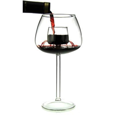 [adico]분수 와인 글라스