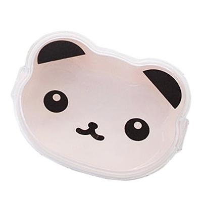 팬더 도시락통-핑크