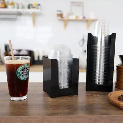 커피숍 매장 Takeout 종이컵 뚜껑 카페빈 디스펜서S