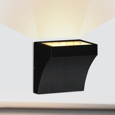 미드나잇벽등 (LED내장,방수등) 화이트,블랙