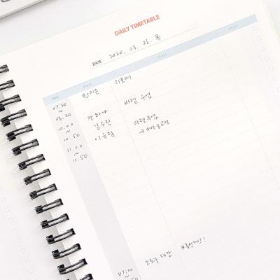 핸디하우스 클래스 타임테이블(공방 수업시간표)