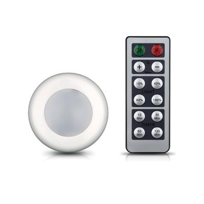 리모컨 LED 램프 1개 / 무드등 옷장 조명 NV63-1PACK