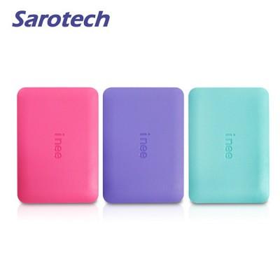 새로텍 휴대용 외장하드 i nee6 / 500GB HDD (USB3.0 & USB2.0 지원 / SATA3 / SF특수코팅 / LED)
