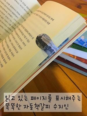 [자동책갈피수지인] 고흐:스케브닝겐