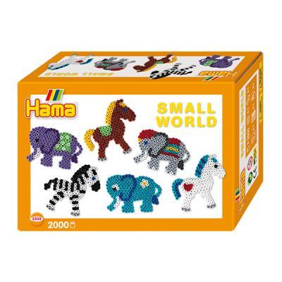 [하마비즈]작은세상 - 코끼리
