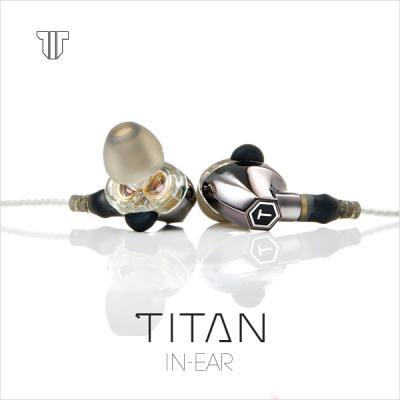 TITAN IN-EAR 타이탄 인이어 게이밍/게임용 이어폰
