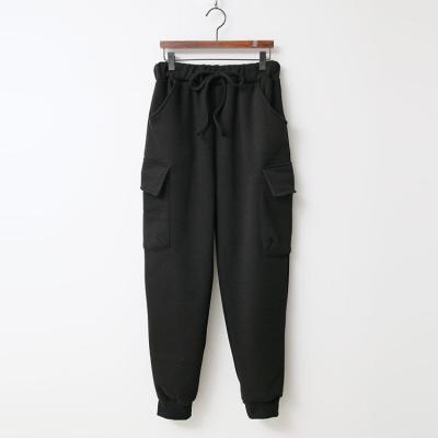 Gimo Cargo Jogger Pants - 기모안감