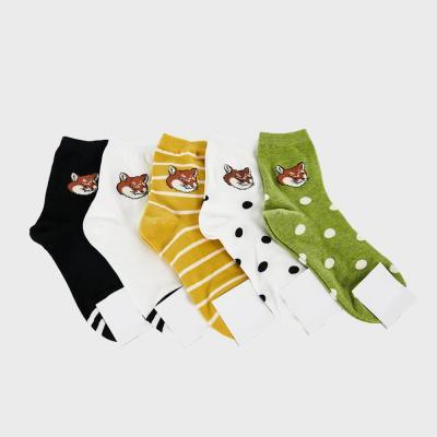 폭스빈티지 발목 양말 패션양말 학생양말