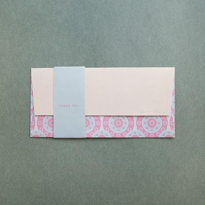 핑크오리엔탈봉투