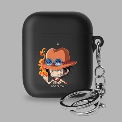 에어팟 차이팟 정품 원피스 캐릭터 케이스 280 에이스