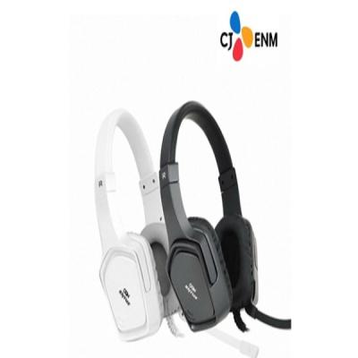 CJ ENM OGN-H5 게이밍 헤드셋 스테레오 노이즈캔슬링