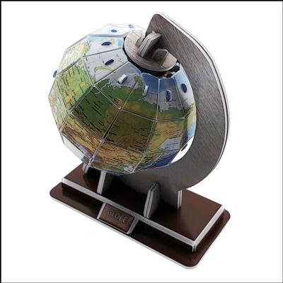 3D 입체퍼즐 지구본 (31pcs)