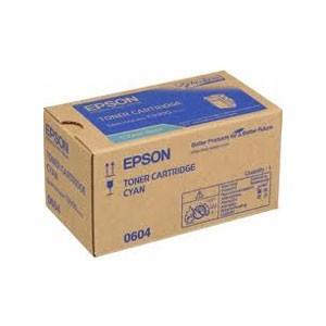 엡손(EPSON) 토너 C13S050604 / Cyan / AcuLaser C9300N Toner / (7.5K)