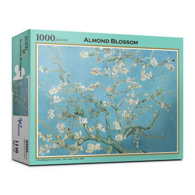 1000피스 아몬드나무 직소퍼즐 PL1146